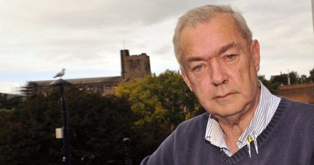 Former BBC journalist John Stevenson had no injuries at time of death