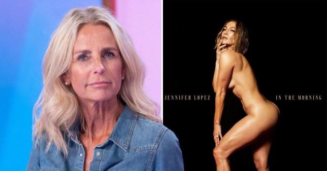 Ulrika Johnsson and Jennifer Lopez naked