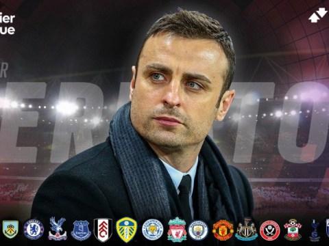Dimitar Berbatov's Premier League predictions including Everton vs Man Utd