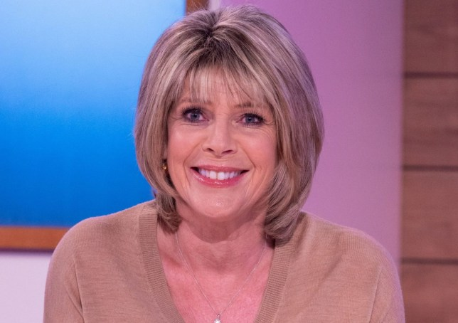 Editorial use only Mandatory Credit: Photo by Ken McKay/ITV/REX (10952131d) Ruth Langsford 'Loose Women' TV Show, London, UK - 13 Oct 2020 ITV