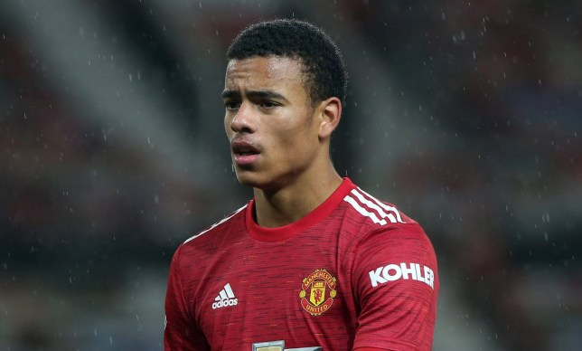 Mason Greenwood missed Manchester United's win over Everton due to illness