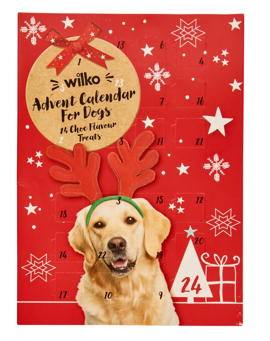 Advent Calendar For Cats or Dogs, £2 each, In store only at Wilko