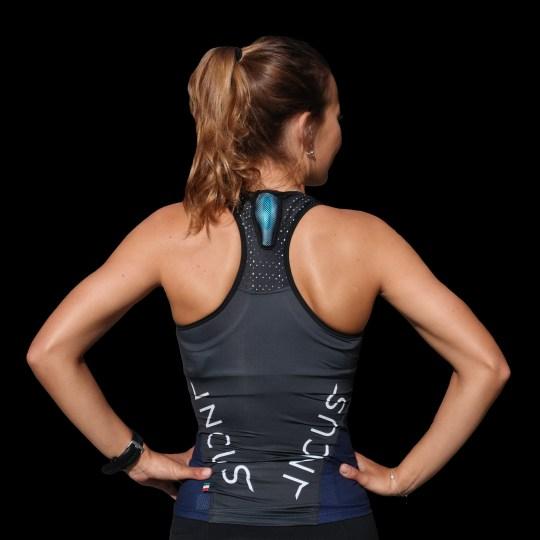 Trisuit Bundle (device, vest and trisuit), £499.99.