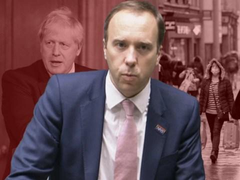 Hancock accused of leaking lockdown details as Gove denies secret briefings