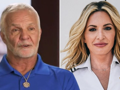 Below Deck's Captain Lee wants Kate Chastain to return as charter guest and we need this to happen