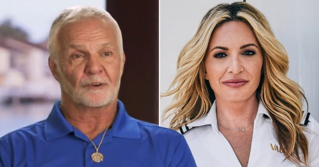 Below Deck's Captain Lee and Kate Chastain