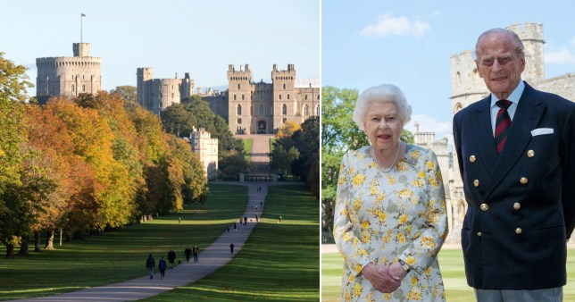 The Queen and the Duke of Edinburgh have returned to Windsor Castle together after leaving Sandringham ahead of England?s second national lockdown, Buckingham Palace said