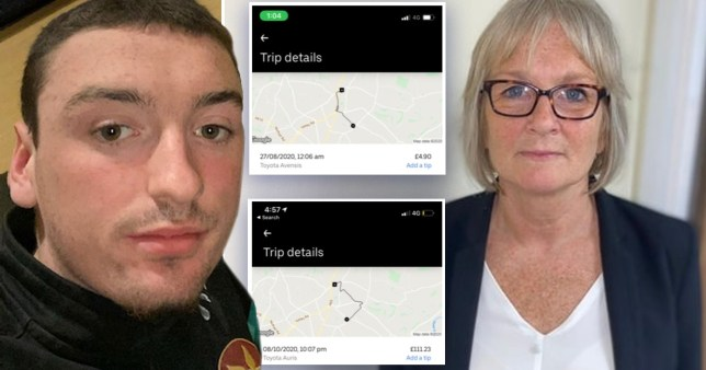 Student charged ?111 by Uber for a ?5 journey