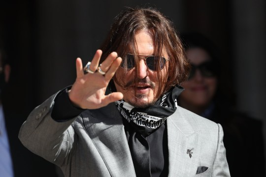 Johnny Depp Incredible Beasts exit is 'uncommon' says co-star Jude Legislation
