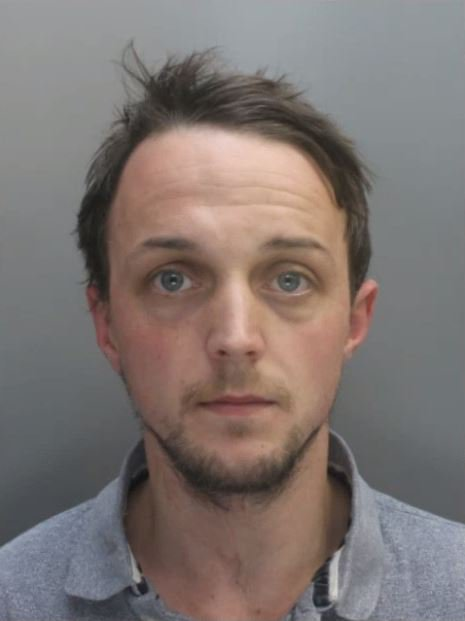 Michael Robert Woodfine, from Merseyside, who was jailed for six years after raping a young girl.