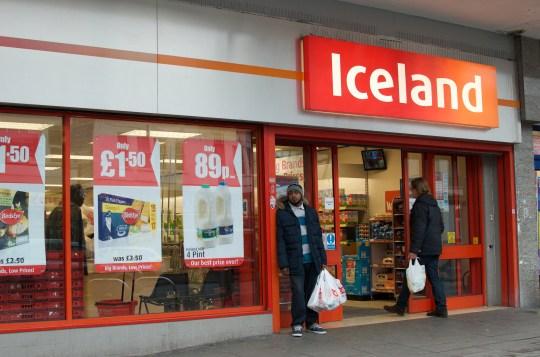Iceland, West Ealing, London W13