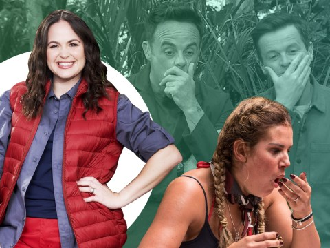I'm A Celebrity 2020: Giovanna Fletcher jokes she has been training for eating trials for years