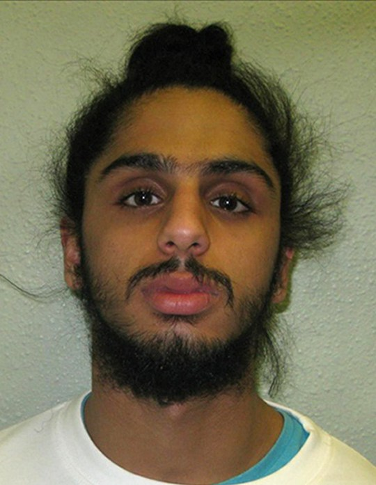 Metropolitan Police undated handout photo of Harvinder Shoker who will be sentenced today after being found guilty of beating Gagandip Singh, a TV executive unconscious and leaving him to die in a burning car.