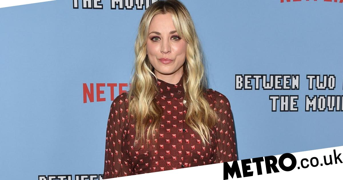 Kaley Cuoco has message for Big Bang Theory fans ahead of Flight Attendant - Metro.co.uk