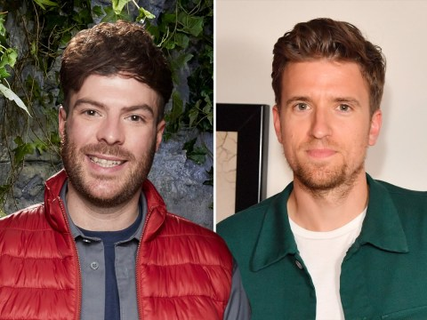 Radio 1's Jordan North recorded 'secret' message to Greg James about I'm A Celeb stint