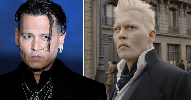 Johnny Depp will receive full pay for filming one scene in Fantastic Beasts after getting the axe