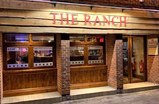 The Ranch Steakhouse in Louth (Picture: The Ranch Steakhouse)