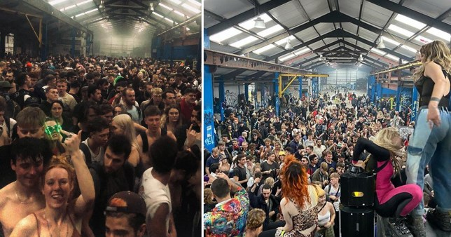 Ravers vow to continue partying during lockdown despite fines threat