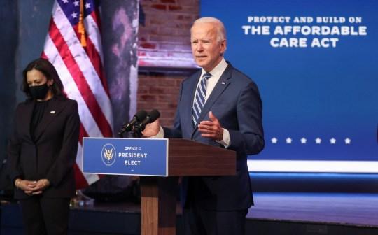 Joe Biden calls Donald Trump 'embarrassing' says he'll take over