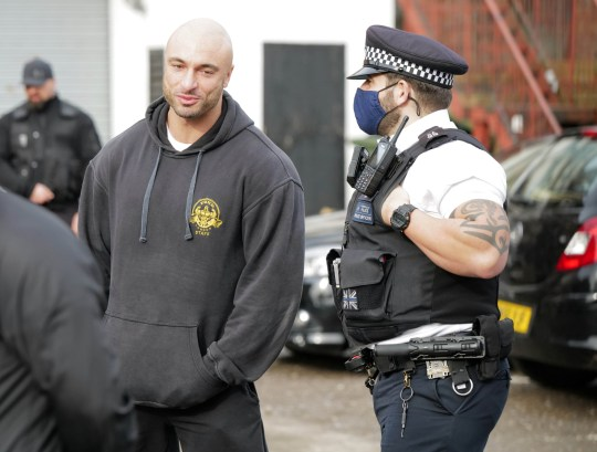 Haringey Council has fined Andreas Michli £67,000 for refusing to close his gym after police officers were deployed to stop people from entering the venue.