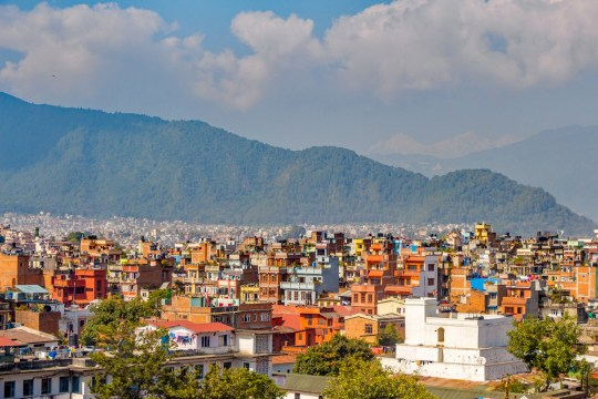Photo Taken In Kathmandu, Nepal
