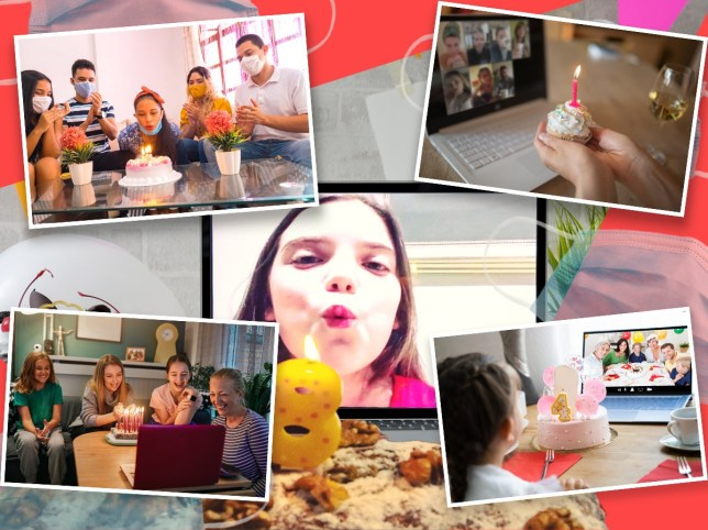Picture: Getty Lockdown birthday ideas X ways to celebrate your birthday from home