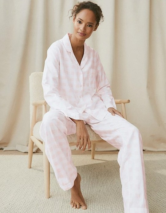 the white company pjs