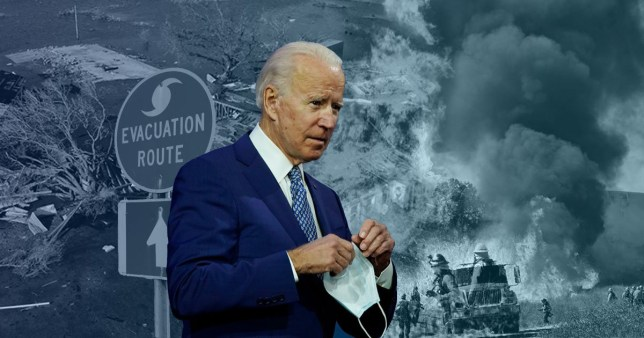 Climate scientist says Biden's election means world has 'avoided disaster' Getty Images|AP|Reuters