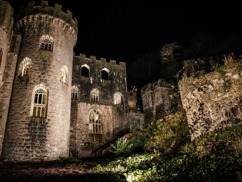 I'm A Celebrity 2020: Is Gwrych Castle haunted by a ghost?