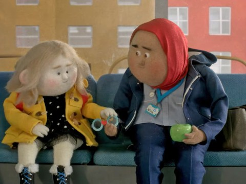 The John Lewis Christmas advert gets it right: The best lockdown survival tip is kindness