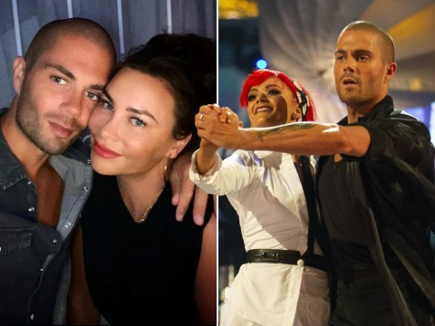 Strictly Come Dancing 2020: Max George sets up camera so girlfriend can watch him in rehearsal