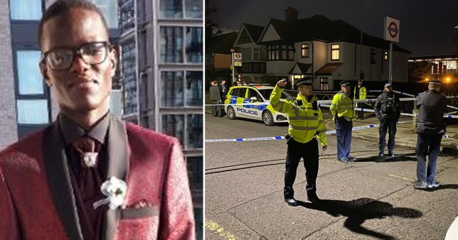 The family of a 17-year-old boy who was knifed in north London said they are 'utterly devastated by his death'.