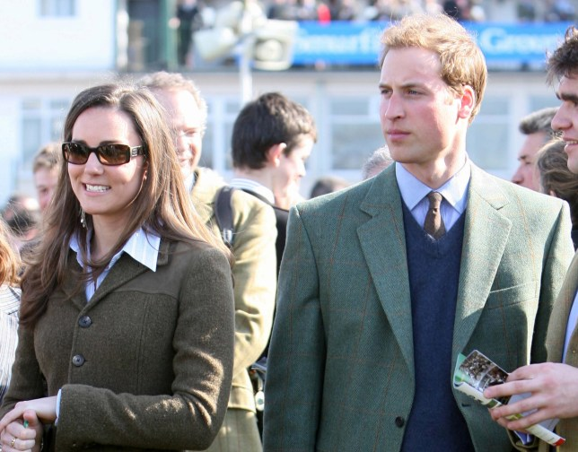 Kate Middleton's old friend said she was 'hung up' on a school love before meeting Prince William.
