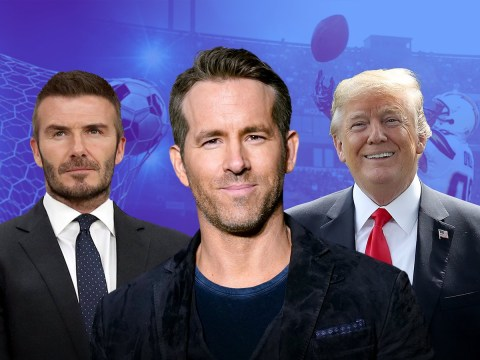 Ryan Reynolds and Rob McElhenney buy Wrexham: David Beckham, Donald Trump and more celebrity sports team owners