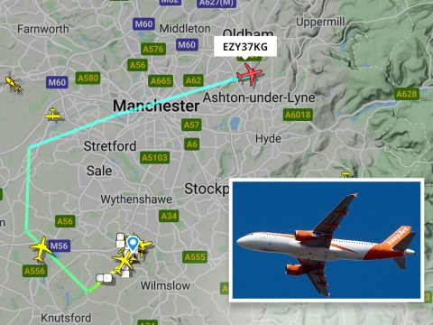 Easyjet plane came within 3ft of smashing into drone