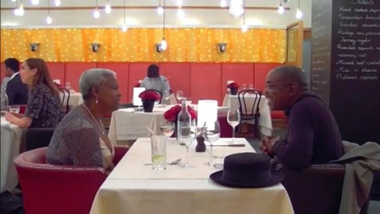 Elaine fumes on First Dates when Steve asks her to 'go dutch' over the bill