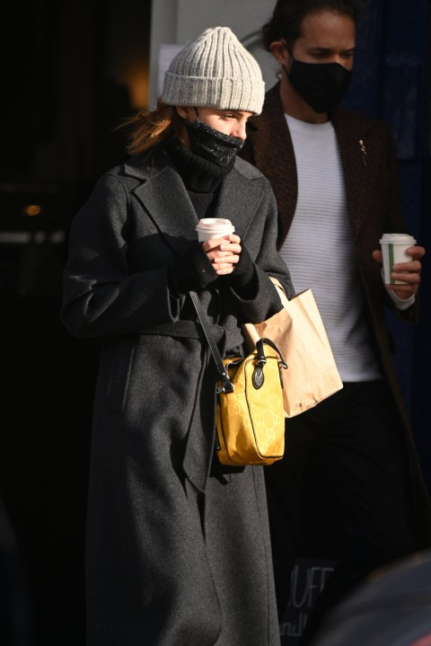 Emma Watson And Boyfriend Leo Robinton Get Coffee On Cute Park Date Metro News