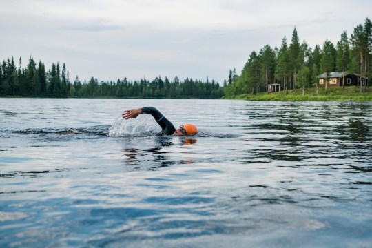Can outdoor swimming help treat anxiety and depression? Some scientists think so