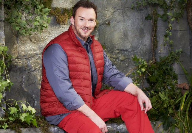 Russell Watson I'm A Celebrity