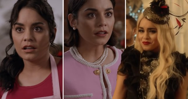 Vanessa Hudgens says Princess Switch 3 won't involves her playing more characters: 'I'd 100% Lose My Mind'