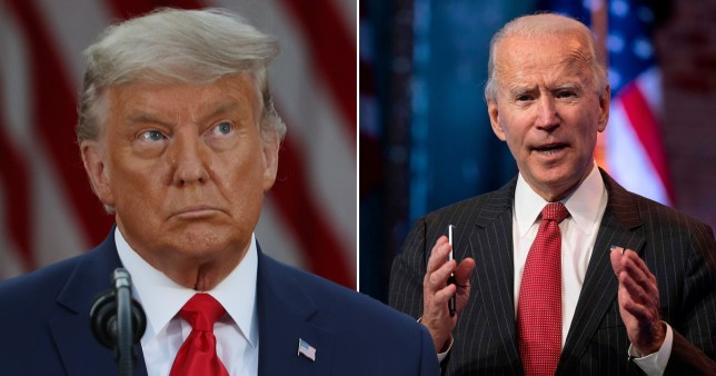 Georgia recount confirms Joe Biden won in latest blow to Trump
