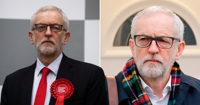 Jeremy Corbyn banned from sitting as an MP for three months