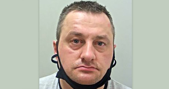 Picture: Lancashire police Supermarket worker jailed for having sex with chickens and pet dog