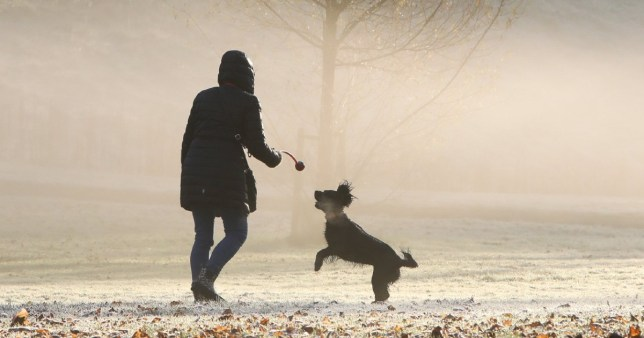 Britain faces coldest winter in eight years PA
