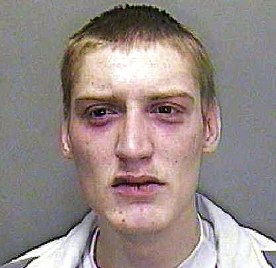 Andrew Lloyd was jailed for the murder of Aaron Gilbert in 2006 (Picture: South Wales Police)