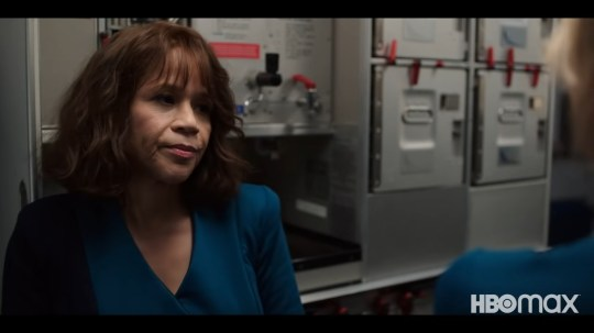 Rosie Perez in The Flight Attendant