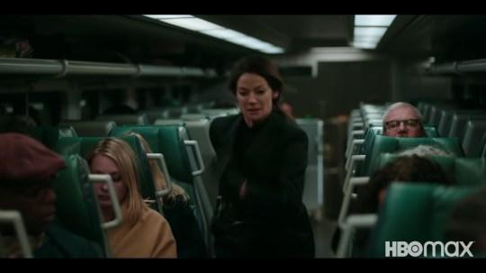 Michelle Gomez in The Flight Attendant