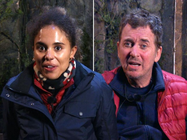 I?m A Celebrity 2020: Jessica Plummer and Shane Ritchie to take on Wednesday?s Bushtucker Trial Rex