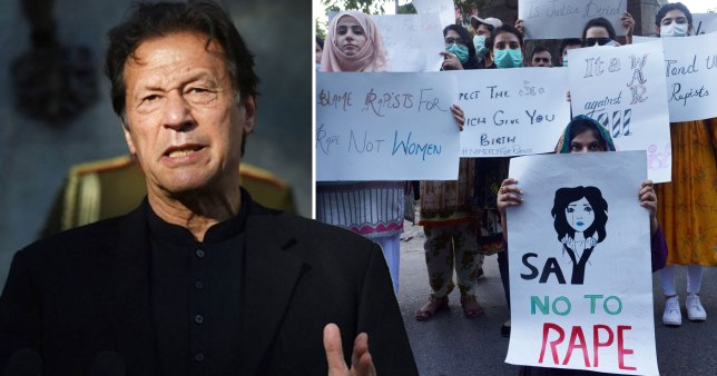 Imran Khan approves new laws to chemically castrate rapists in Pakistan