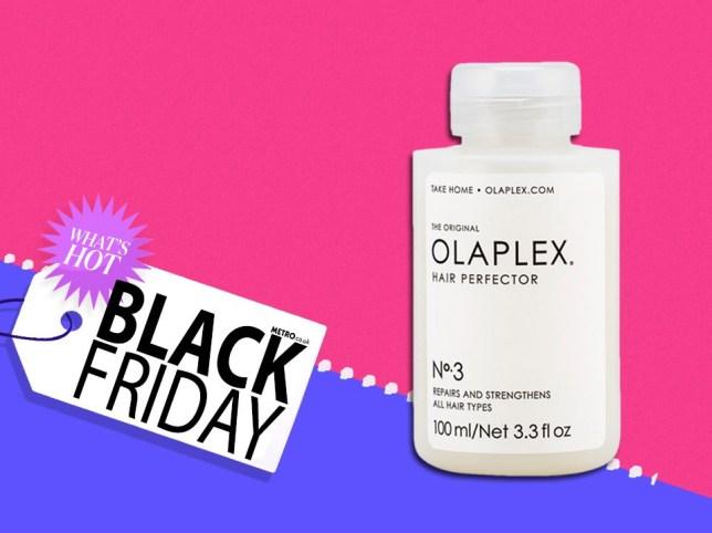 Lookfantastic Black Friday Olaplex No 3